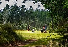 Holstebro Golfklub - Skovbanen Råsted