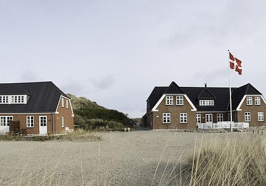 Badehotellet Klitgaarden Henne Strand