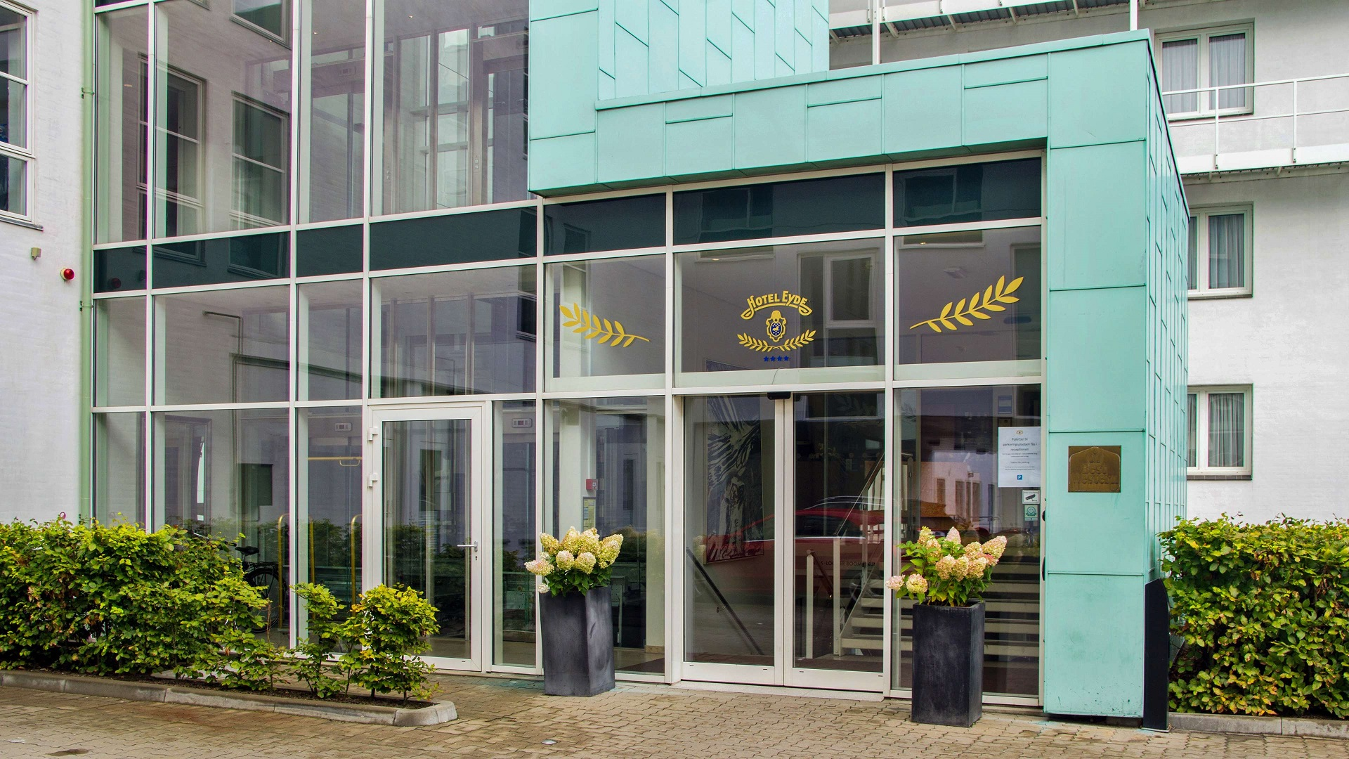 Best Western Plus Hotel Eyde | Golf i Herning